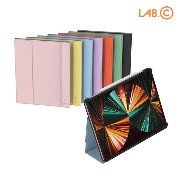 [LAB.C] Slim Fit case-Macaron [아이패드 프로 5세대 2021] (색상선택)