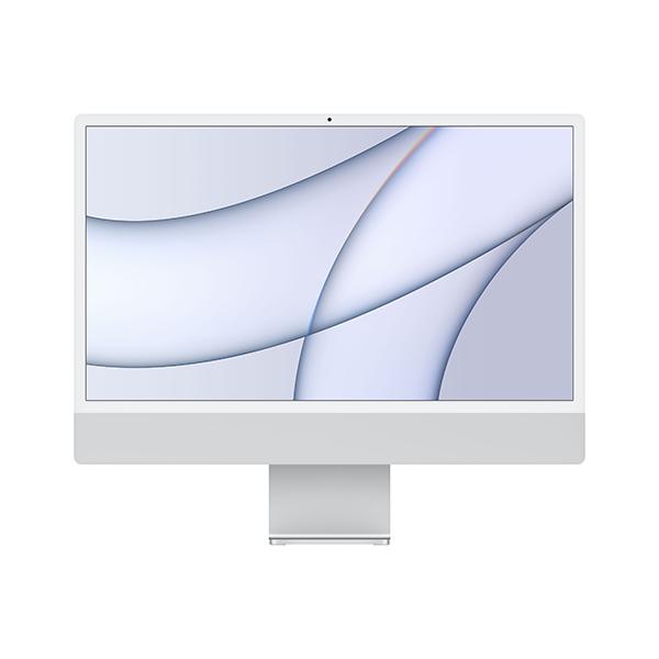[Apple]아이맥 24형 M1칩 2021년형 실버(M1/8C CPU/7C GPU/8GB/256GB)-MGTF3KH/A☞6월 중순이후 순차출고