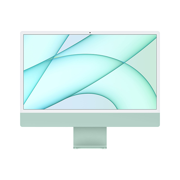 [Apple]아이맥 24형 M1칩 2021년형 그린(M1/8C CPU/8C GPU/8GB/512GB)-MGPJ3KH/A☞6월 중순이후 순차출고