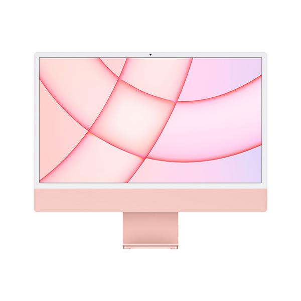 [Apple]아이맥 24형 M1칩 2021년형 핑크(M1/8C CPU/8C GPU/8GB/512GB)-MGPN3KH/A☞6월 중순이후 순차출고