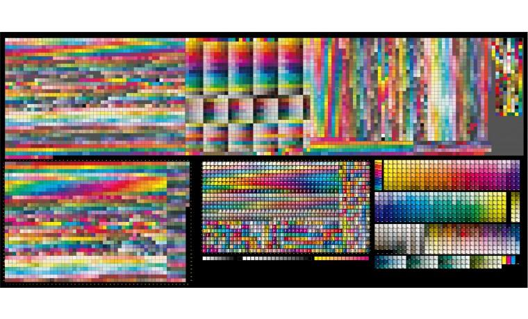 칼라 샘플 Color Chart Color Samples 미리보기