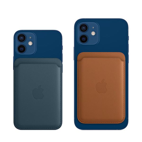 [Apple] Magsafe형 아이폰 가죽 카드지갑